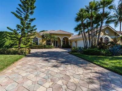 Estero Single Family Home For Sale: 19884 Markward Crcs