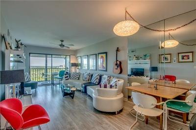 Fort Myers Beach Condo/Townhouse For Sale: 6899 Estero Blvd #264