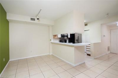 Fort Myers Condo/Townhouse For Sale: 6481 Aragon Way #108
