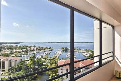Fort Myers Condo/Townhouse For Sale: 5260 S Landings Dr #1409