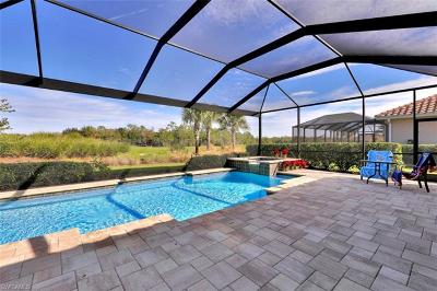 Naples Single Family Home For Sale: 9263 Fieldstone Ln