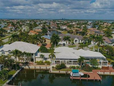 Marco Island Single Family Home For Sale: 1813 Canby Ct
