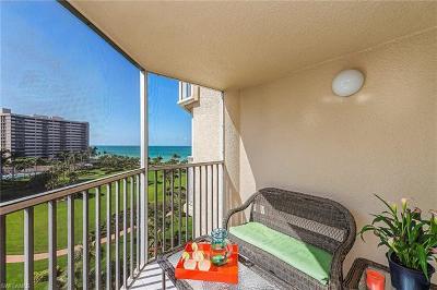 Naples Condo/Townhouse For Sale: 4041 N Gulf Shore Blvd #504