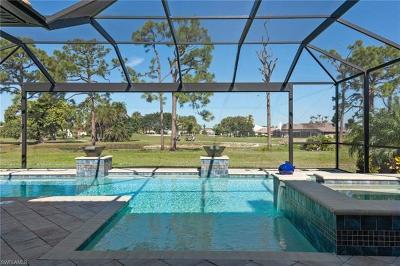 Bonita Springs Single Family Home For Sale: 28460 San Amaro Dr