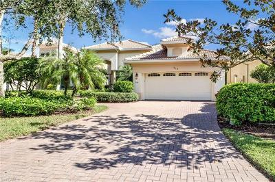 Naples Single Family Home For Sale: 914 Villa Florenza Dr