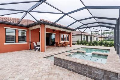 Naples Single Family Home For Sale: 4572 Tamarind Way