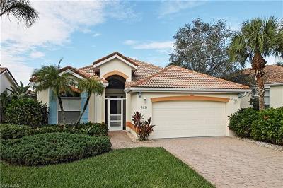 Naples Single Family Home For Sale: 3251 Sundance Cir