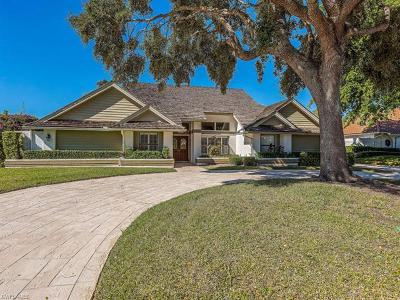 Naples Single Family Home For Sale: 2014 Imperial Golf Course Blvd