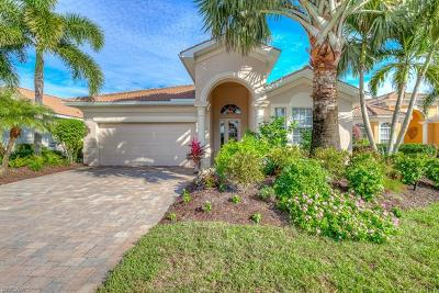 Estero Single Family Home For Sale: 19860 Maddelena Cir