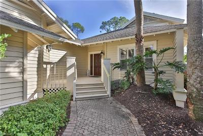 Naples Single Family Home For Sale: 32 Golf Cottage Dr