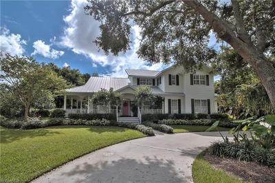 Fort Myers Single Family Home For Sale: 3445 Avocado Dr