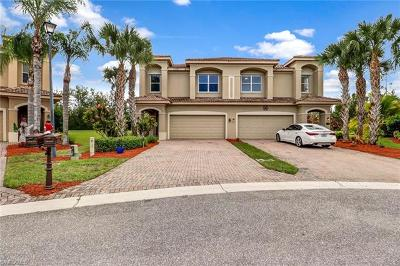 Estero Condo/Townhouse For Sale: 20685 Larino Loop