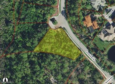 Naples Residential Lots & Land For Sale: 258 Audubon Blvd