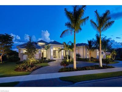 Naples Single Family Home For Sale: 5916 Burnham Rd