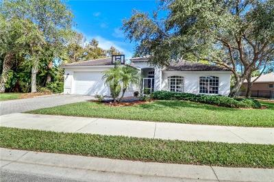 Naples Single Family Home For Sale: 3679 Recreation Ln