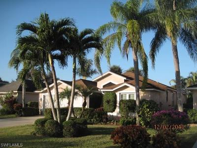Estero Single Family Home For Sale: 20700 Persimmon Pl