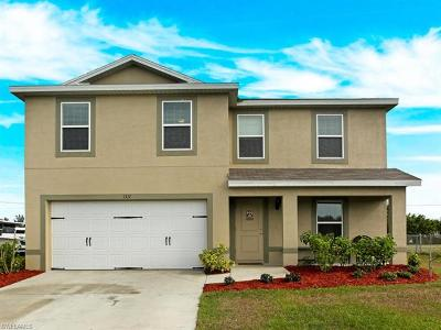 Cape Coral Single Family Home For Sale: 1317 SW 11th Ave