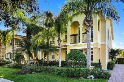 Bonita Springs Condo/Townhouse For Sale: 15115 Auk Way