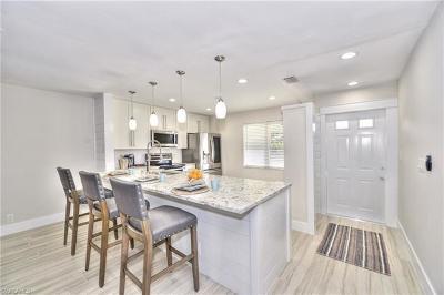 Naples Single Family Home For Sale: 34 Glades Blvd #1462