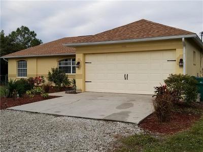 Naples Single Family Home For Sale: 3621 NE 24th Ave