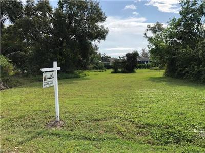 Naples Residential Lots & Land For Sale: 5256 Maple Ln