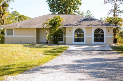 Naples Single Family Home For Sale: 790 SE 14th St