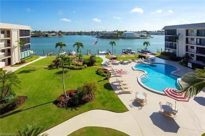Naples Condo/Townhouse For Sale: 3200 N Gulf Shore Blvd #407