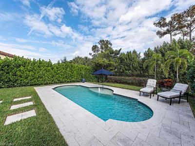 Naples Single Family Home For Sale: 16173 Camden Lakes Cir