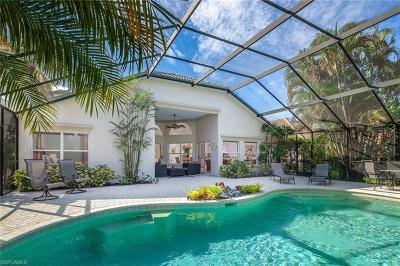 Naples Single Family Home For Sale: 7008 Burnt Sienna Cir