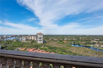 Condo/Townhouse For Sale: 8930 Bay Colony Dr #1901