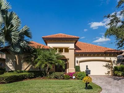 Estero Single Family Home For Sale: 12571 Grandezza Cir