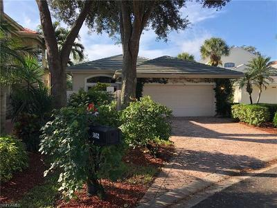 Naples Single Family Home For Sale: 5852 Jameson Dr