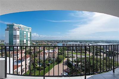 Naples Condo/Townhouse For Sale: 3951 N Gulf Shore Blvd #1005