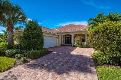 Bonita Springs Single Family Home For Sale: 15266 Sea Star Ln