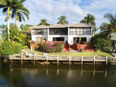Naples FL Condo/Townhouse For Sale: $525,000