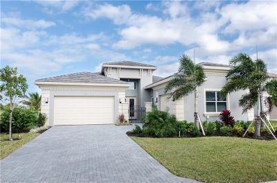 Bonita Springs Single Family Home For Sale: 16316 Lombardo Pl