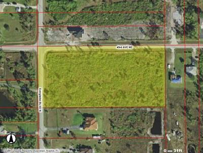 Naples Residential Lots & Land For Sale: Xxxx Everglades Blvd N