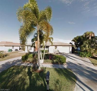 Marco Island Single Family Home For Sale: 1240 N Collier Blvd