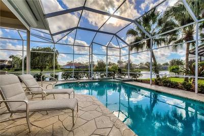 Naples Single Family Home For Sale: 8417 Mallow Ln