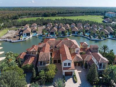 Naples Single Family Home For Sale: 16649 Toscana Cir #803