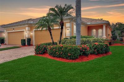 Estero Single Family Home For Sale: 21084 Cosenza Ct