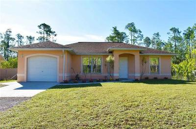 Naples Single Family Home For Sale: 3536 SE 6th Ave