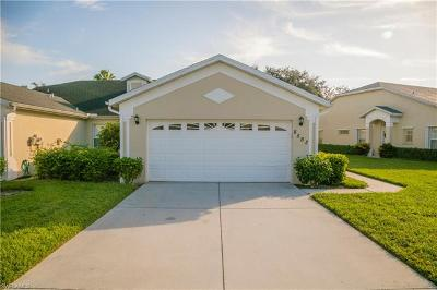 Naples Single Family Home For Sale: 8562 Ibis Cove Cir #L-548