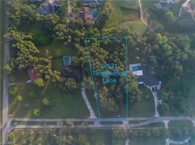 Estero Residential Lots & Land For Sale: 20571 Tanglewood Ln