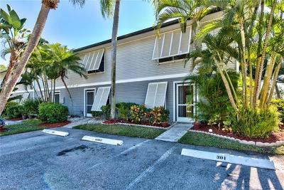 Bonita Springs Condo/Townhouse For Sale: 25496 Cockleshell Dr #301