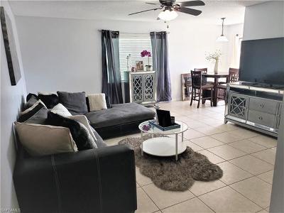 Condo/Townhouse For Sale: 3615 Boca Ciega Dr #114