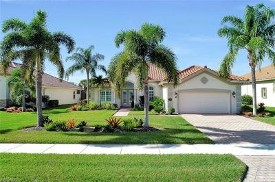 Naples Single Family Home For Sale: 9343 Marble Stone Dr