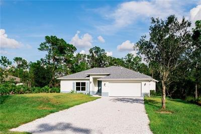 Naples Single Family Home For Sale: 4630 N Everglades Blvd