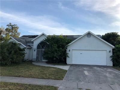 Naples Single Family Home For Sale: 1118 Grove Dr
