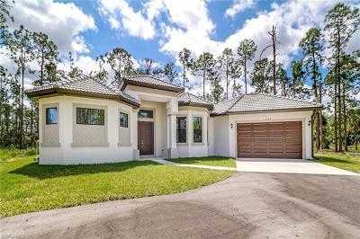 Naples Single Family Home For Sale: 2602 NE 18th Ave